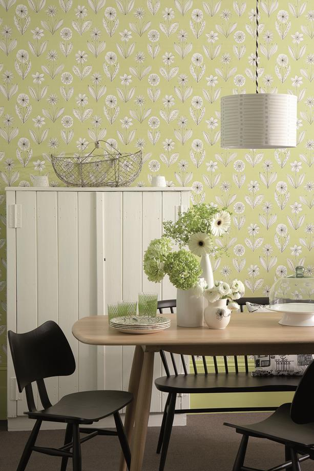 Florette från Little Greene