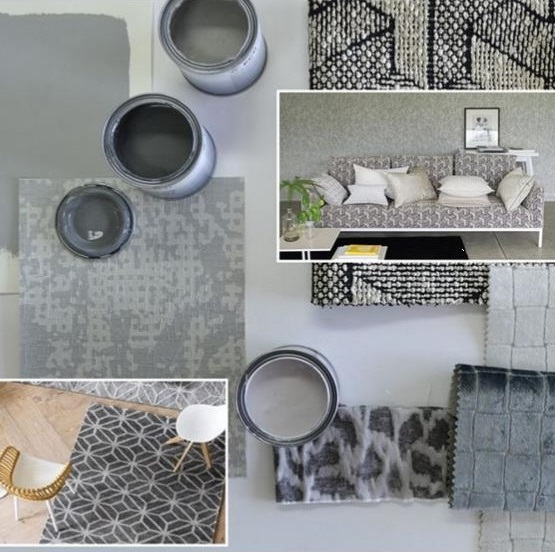 Mood board - renovering