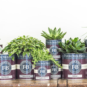 Farrow & Ball färg