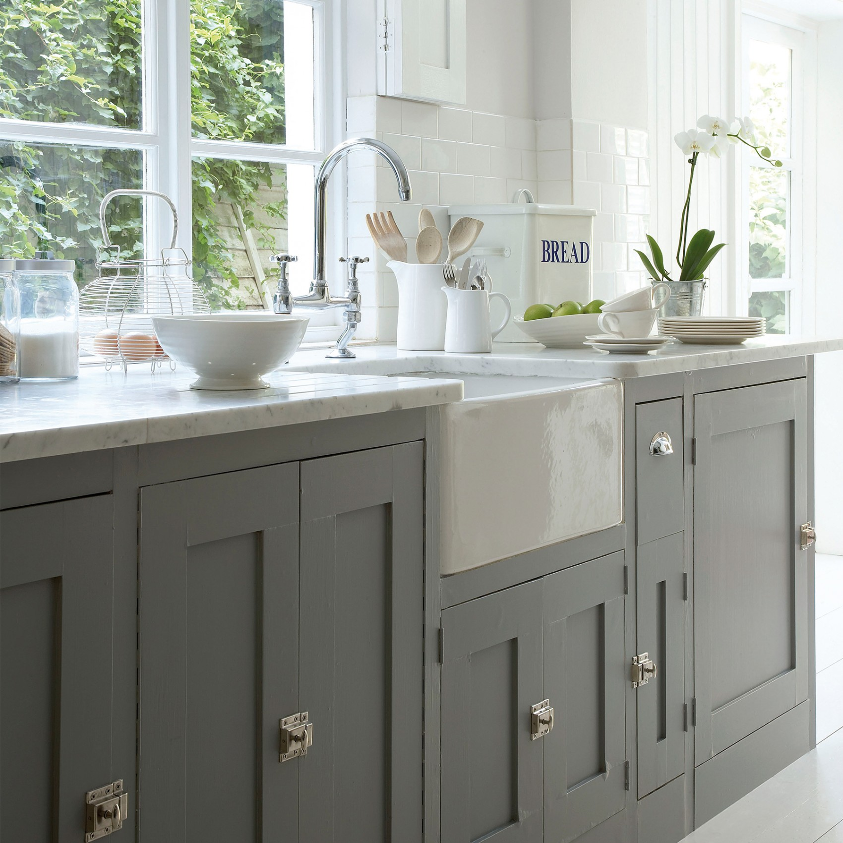 Lead Colour kök Little Greene
