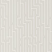 Baker Fretwork Soft Grey