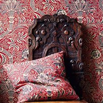 William Morris Indian