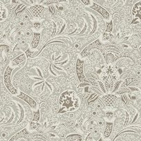 William Morris Indian Grey/Pewter