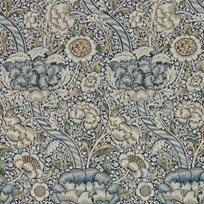 William Morris Wandle Blue/Stone