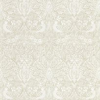 William Morris Pure Dove & Rose White Clover