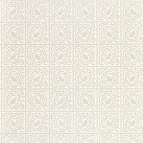 William Morris Pure Scroll White Clover