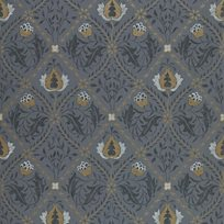 William Morris Pure Trellis Black Ink