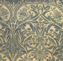 William Morris Bluebell