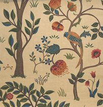 William Morris Kelmscott Tree