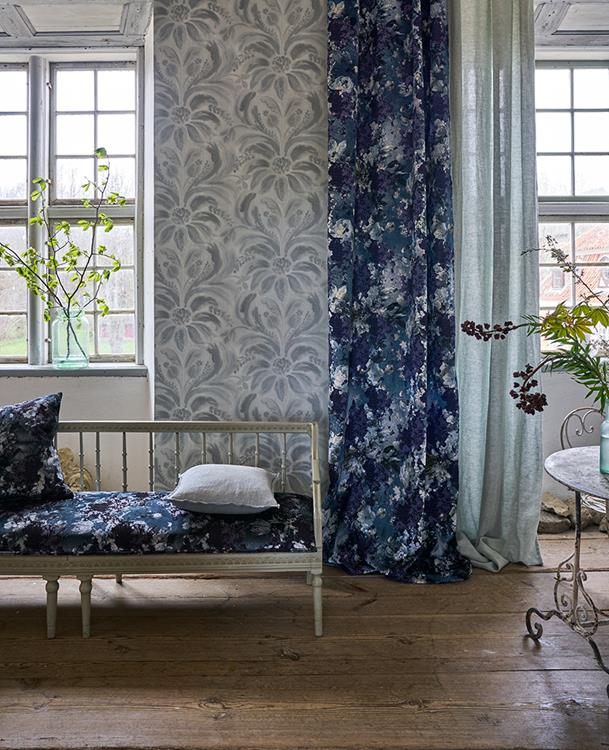 Designers Guild Angelique Damask Blossom