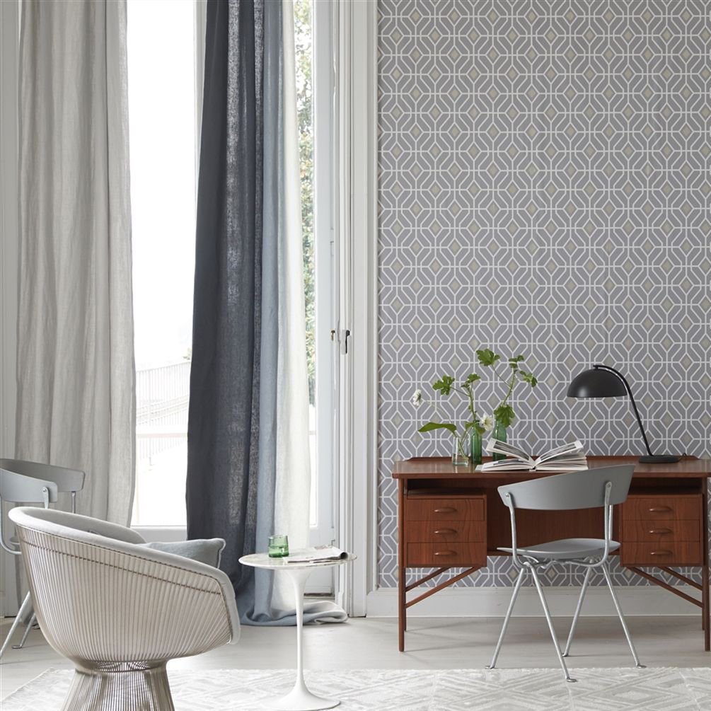 Designers Guild Brera Lino Apple