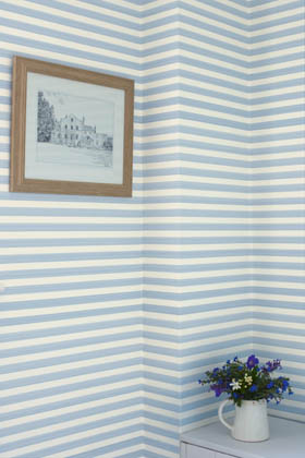 Farrow & Ball Closet Stripe