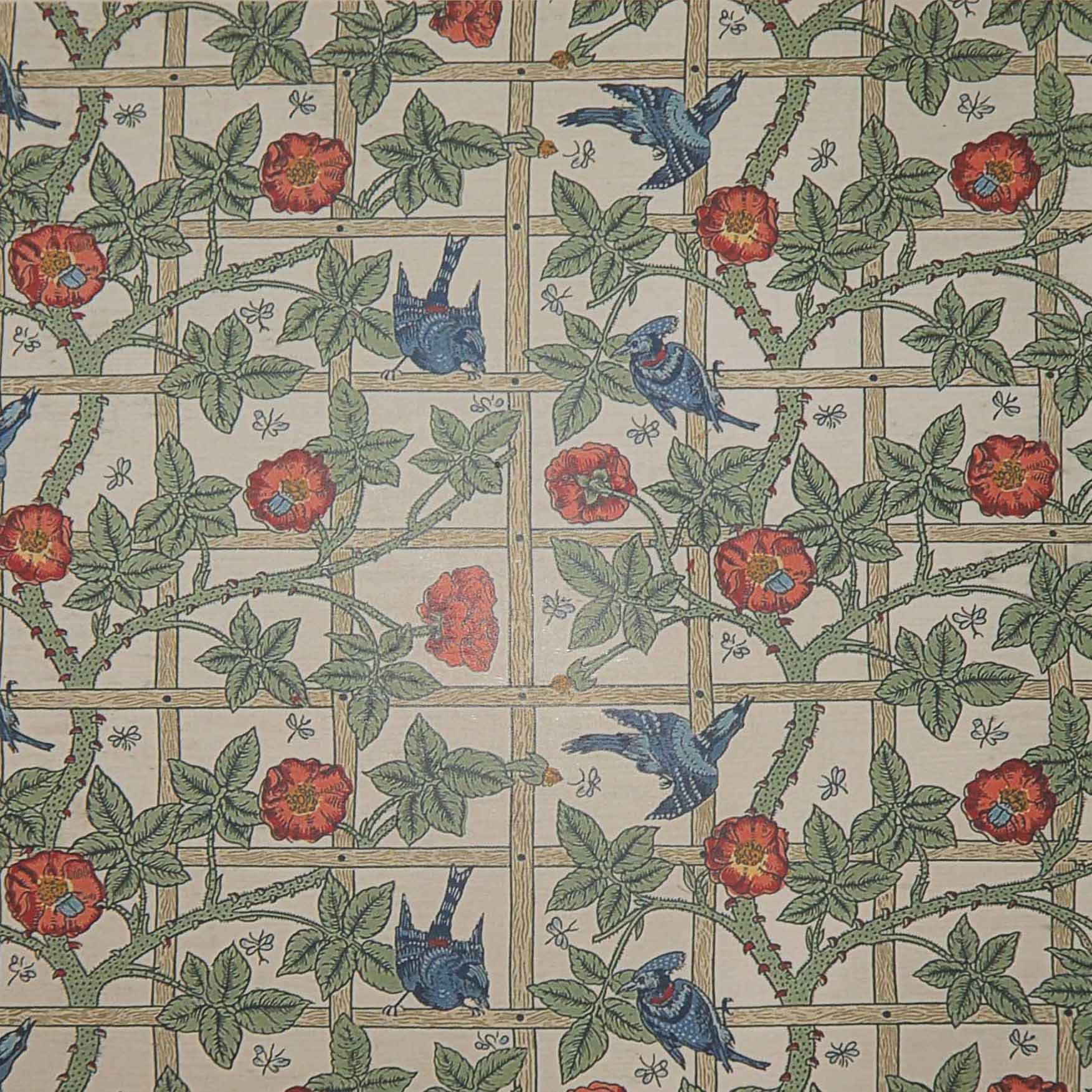 William Morris Trellis