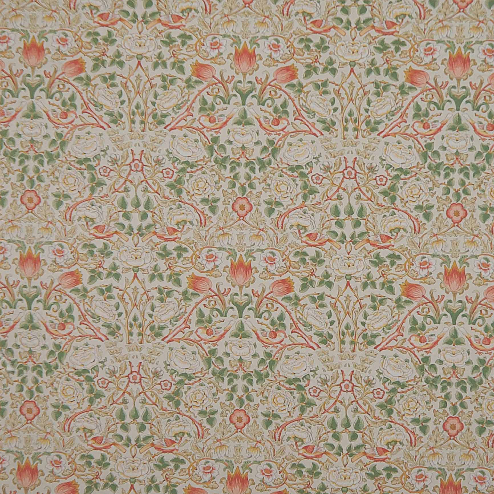 William Morris Wild Rose
