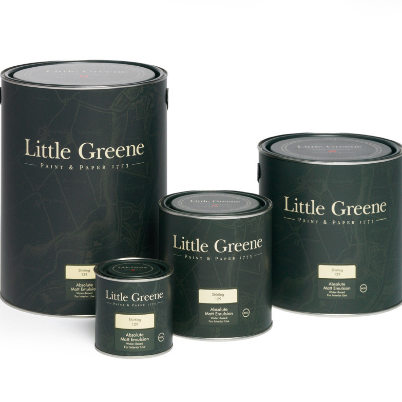 Little Greene Aquamarine - Deep 198